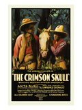 The Crimson Skull Prints by  Norman Studios