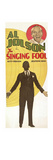 The Singing Fool Posters