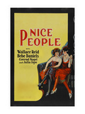 Nice People Posters