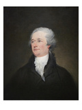 Alexander Hamilton Prints by John Trumbull
