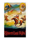 Custer's Last Fight Print
