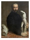 Allessandro Vittoria Poster von Paolo Veronese