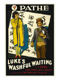 Luke's Wishful Thinking Prints by  Pathecomedy