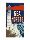 Sea Horses Prints