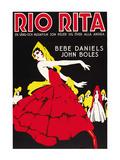 Rio Rita Print