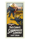 Shanghaied Lovers Posters by Mack Sennett