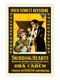 Skidding Hearts Art by Mack Sennett