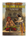 Hunchback of Notre Dame Prints