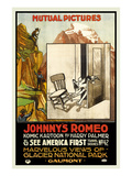 Johnnie's Romeo Posters by  Mutual Pictures