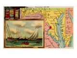 Maryland Prints by  Arbuckle Brothers