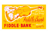 Fiddle Bank Art