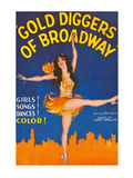 Gold Diggers of Broadway Prints