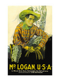 Mr. Logan Usa Premium Giclee Print