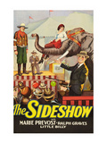 The Sideshow Posters