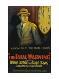 The Fatal Warning, Fatal Fumes Prints