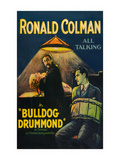 Bulldog Drummond Posters