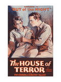 The House of Terror - Out of the Night Print