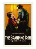 The Branding Iron Print
