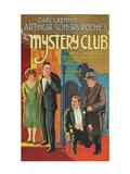 Mystery Club Art