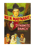 Dynamite Ranch Posters