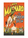 The Wagon Show Posters