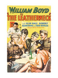 Leatherneck Poster