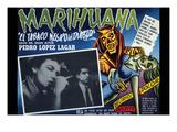 El Tobaco Negro Del Diablo Posters