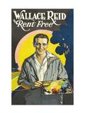 Rent Free Premium Giclee Print