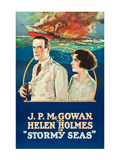 Stormy Seas Posters