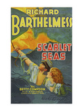 Scarlet Seas Print