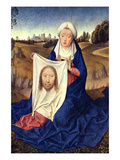 Christ Prints by Hans Memling