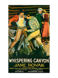 Whispering Canyon Art