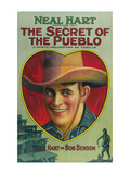 The Secret of the Pueblo Prints