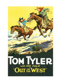 Out of the West Posters