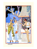 Antikkens Grækenland Plakater af Georges Barbier