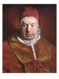 Pope Benedict Xiv; Prospero Lamberti Posters by Pietro Sibleiras