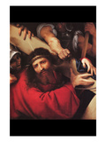 Christ Carrying the Cross Prints by Lorenzo Lotto