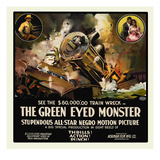 The Green Eyed Monster Posters by  Norman Studios