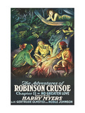 Robinson Crusoe - No Greater Love Posters