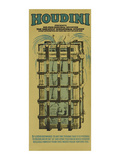 Houdini Cage Posters