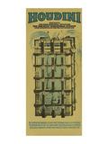 Houdini Cage Premium Giclee Print