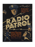 Radio Patrol Prints