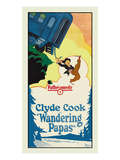 Wandering Papas Prints by  Pathecomedy