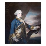 Admiral Harry Paulet Prints by Francis Cotes