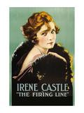 The Firing Line Print