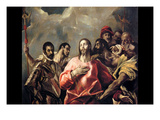 Disrobing of Christ Posters by El Greco