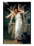 ENFANT Posters par William Adolphe Bouguereau