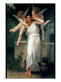 Youth Posters by William Adolphe Bouguereau