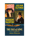 The Isle of Love Posters