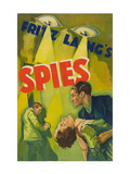 Spies Posters